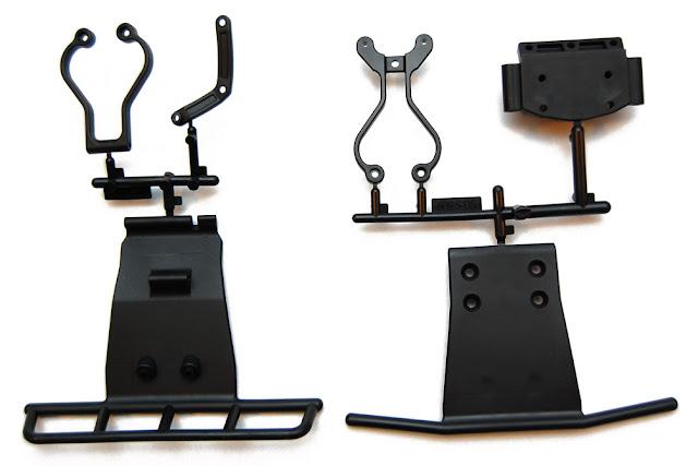 Pro-Line Pro-2 SC bumper parts