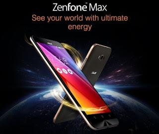 Update Marshmallow untuk Zenfone Max ZC550KL