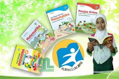 Buku Matematika dan PJOK K-13 Kelas 4 SD/MI