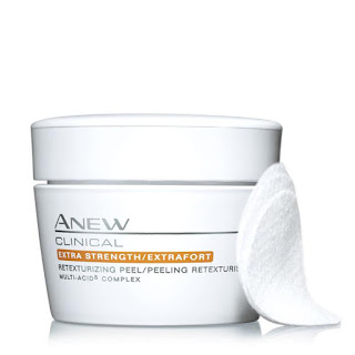 Avon Skin Care Exfoliators