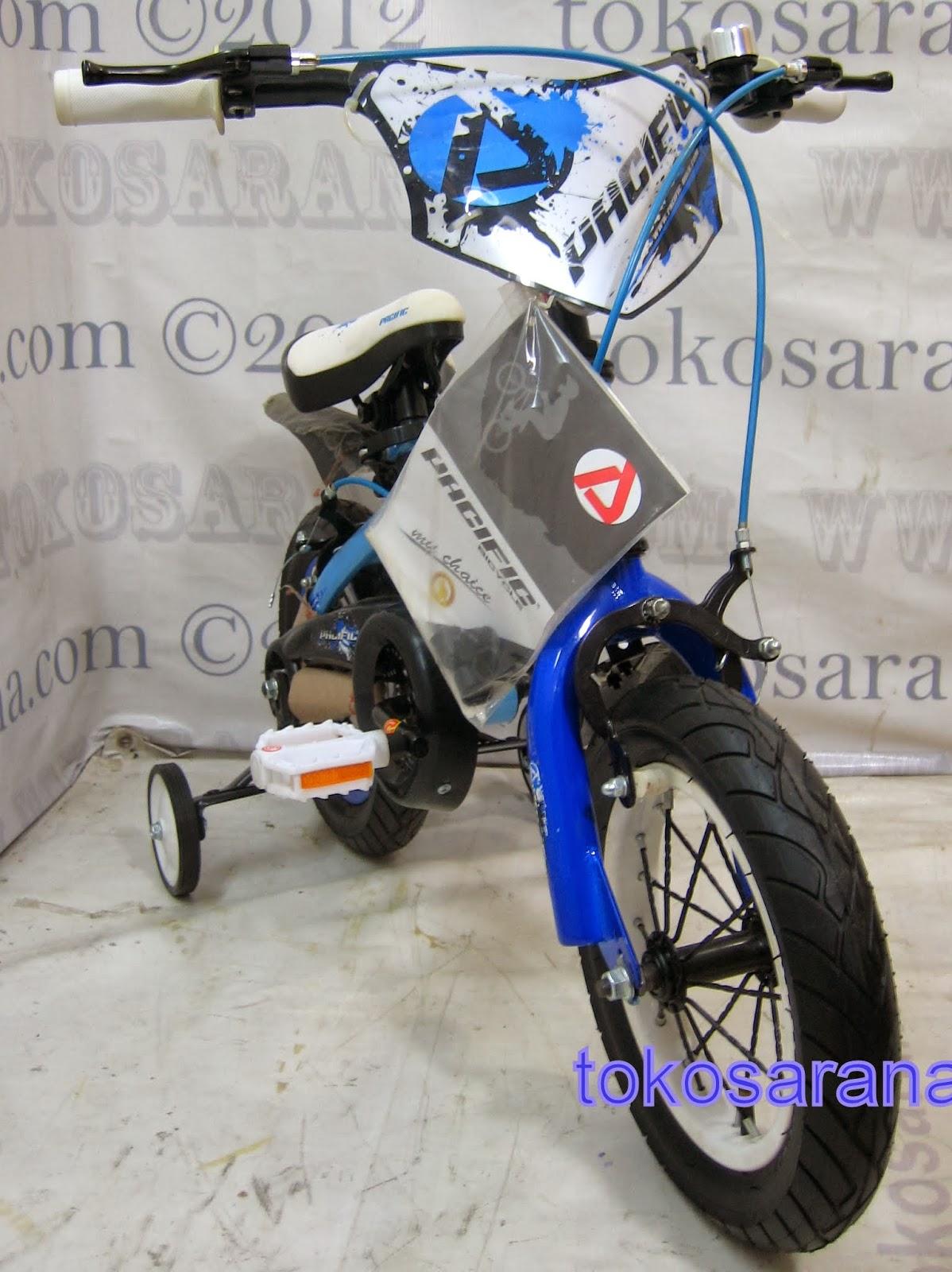 Sepeda Anak Pacific Viroso 12 Inci 2