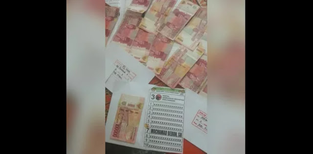 Istri Caleg PDIP Kepergok Bagikan Uang, Ini Kata BPN Prabowo-Sandi