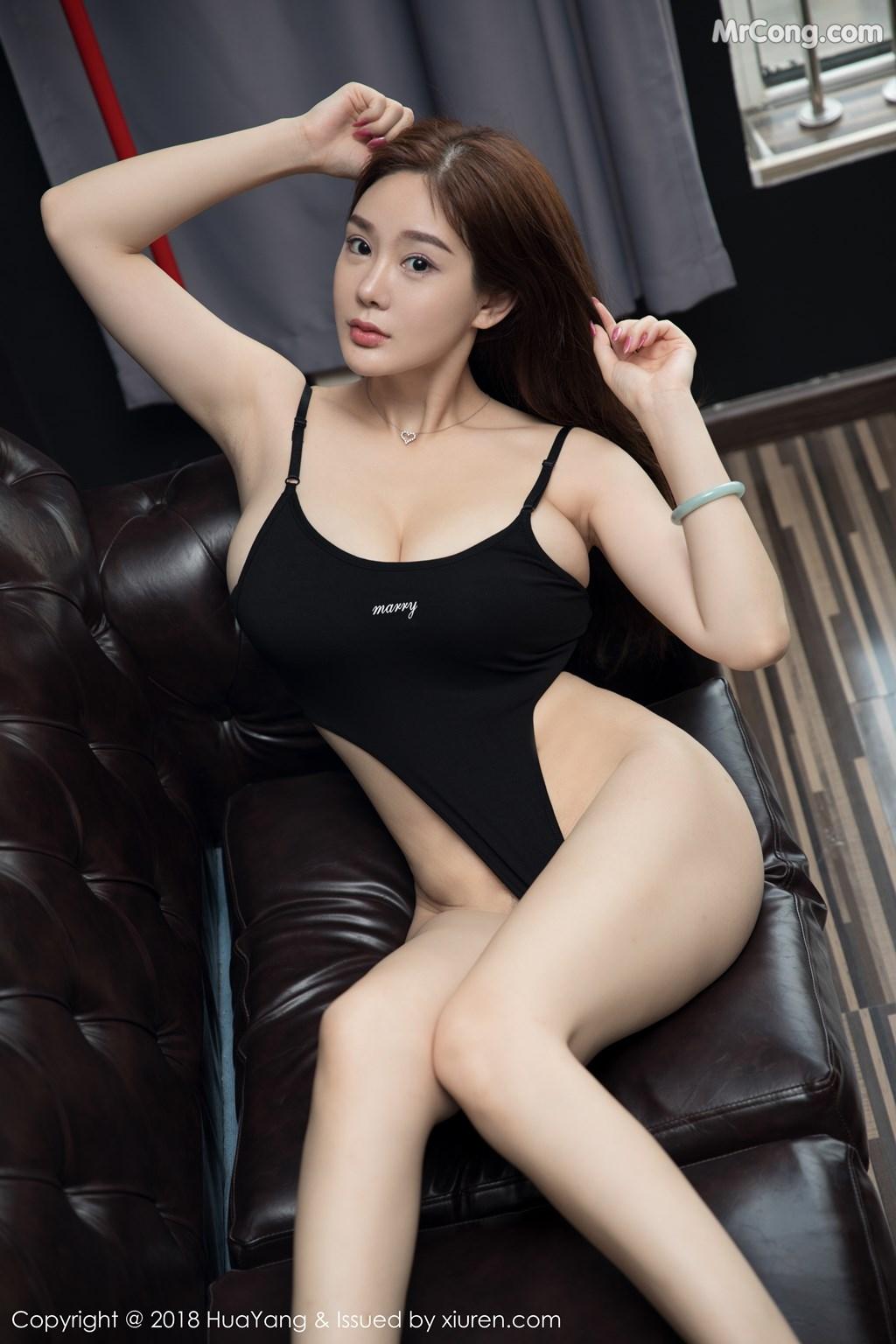 Image HuaYang-2018-08-09-Vol.068-Silvia-MrCong.com-020 in post HuaYang 2018-08-09 Vol.068: Người mẫu 易阳Silvia (41 ảnh)