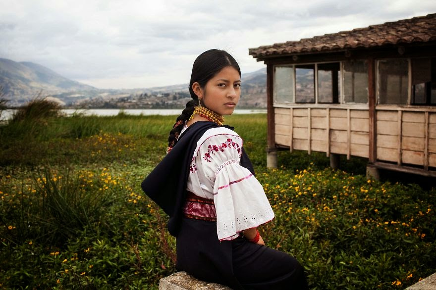 Otavalo, Ecuador - I Photographed Women From 37 Countries To Show That Beauty Is Everywhere