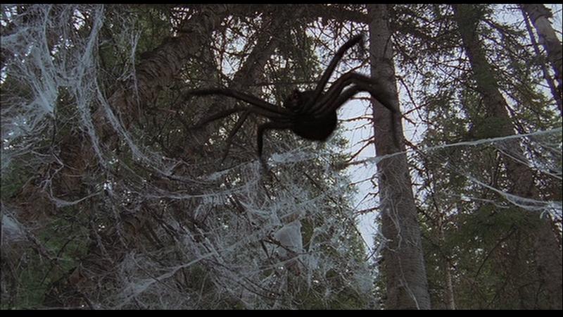 MONDO BIZARRO: Syfy Channel Week: Ice Spiders