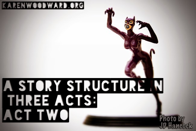 A Story Structure In Three Acts: Act Two