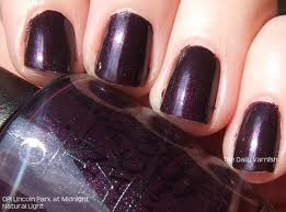 OPI COLORS AVAILABLE F...