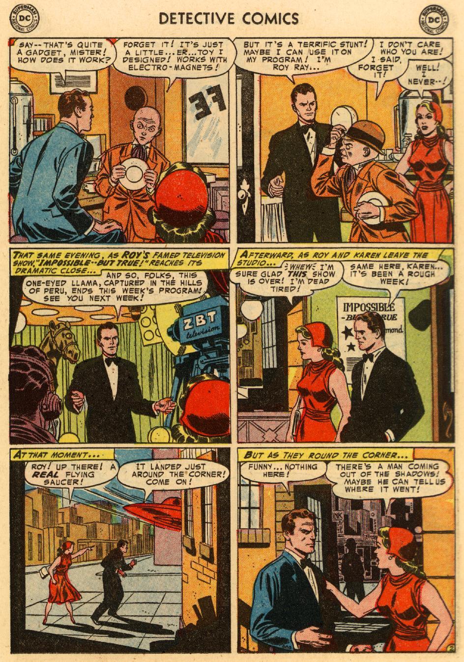 Read online Detective Comics (1937) comic -  Issue #207 - 15