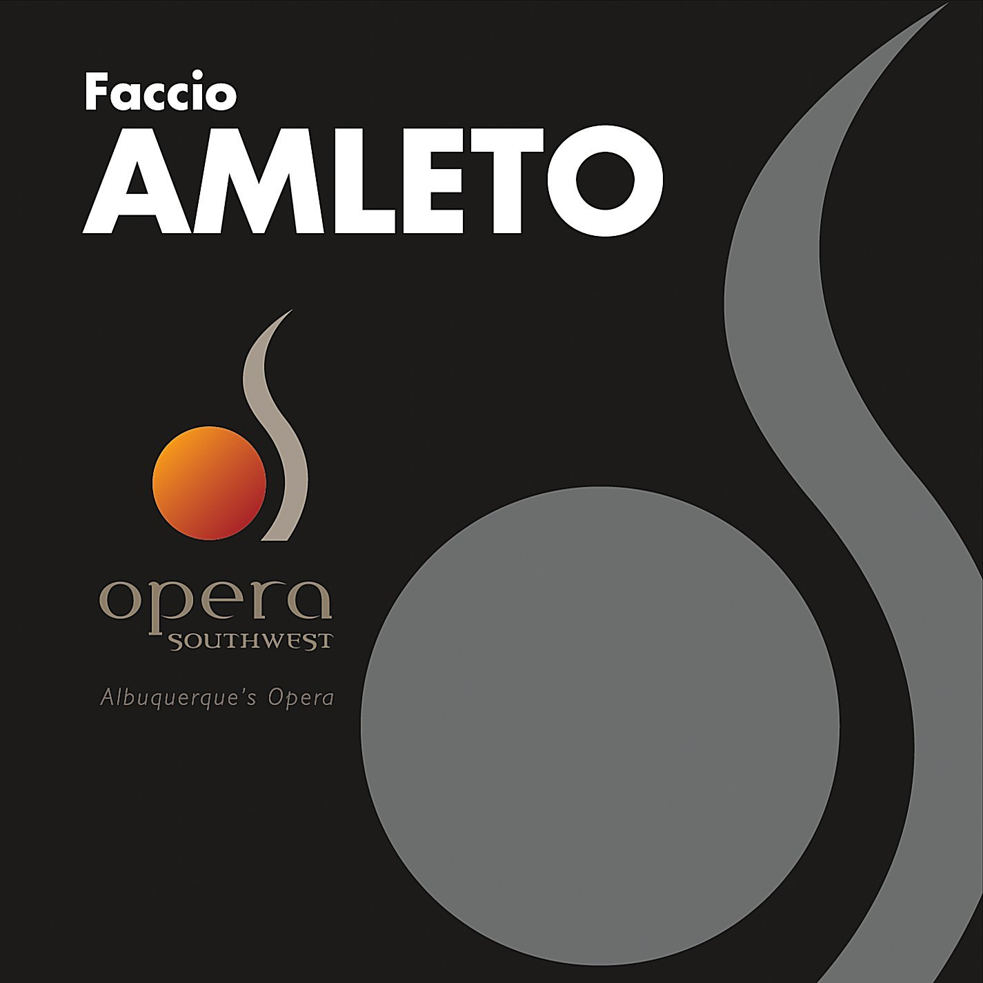 IN REVIEW: Francesco Antonio Faccio - AMLETO (Opera Southwest 888295410748)