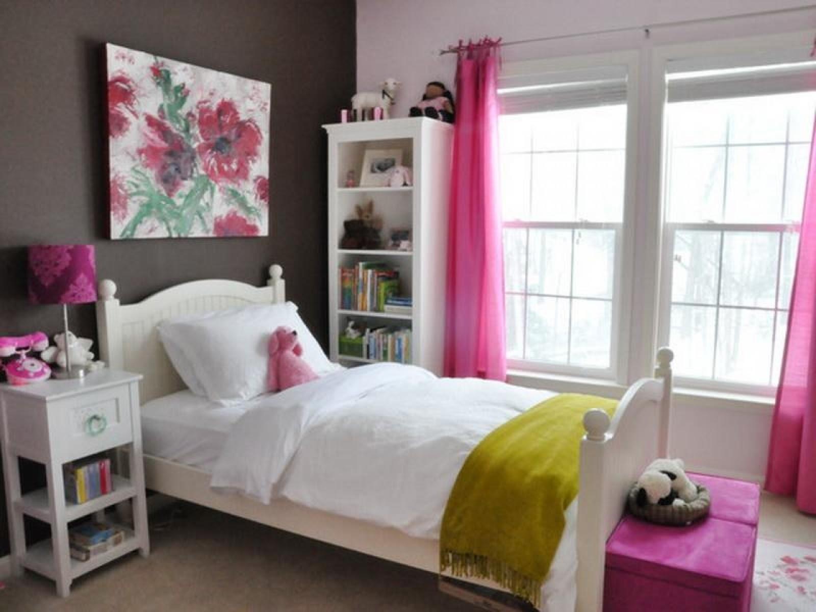 85 Desain Interior Terbaik Kamar Tidur Remaja Perempuan Rumahku Unik