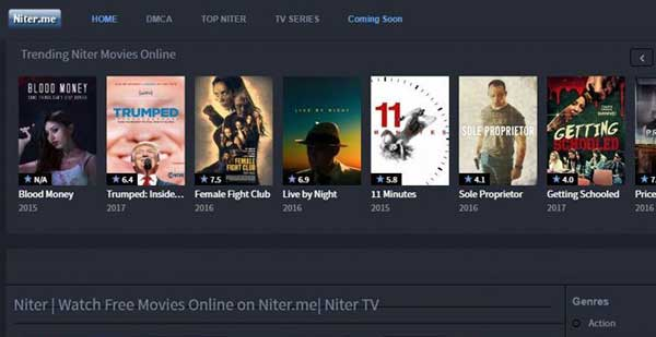 Niter: 40 Sites like OnlineMoviesCinema| Best alternatives to OnlineMoviesCinema: eAskme