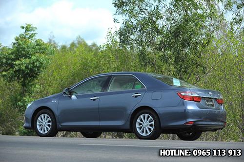 Toyota Camry giá rẻ hải phòng