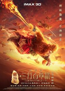 Phim Tây Du Ký 2: 3 Lần Đánh Bạch Cốt Tinh-The Monkey King 2 (2016) [Full HD-VietSub+Thuyết Minh]