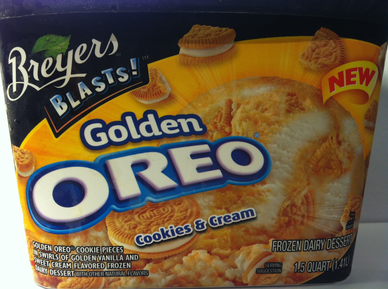 Where To Buy Golden Oreo Ice Cream Cake