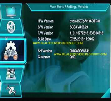 OPENBOX GENIUS 1507G HD RECEIVER POWERVU KEY FIX NEW