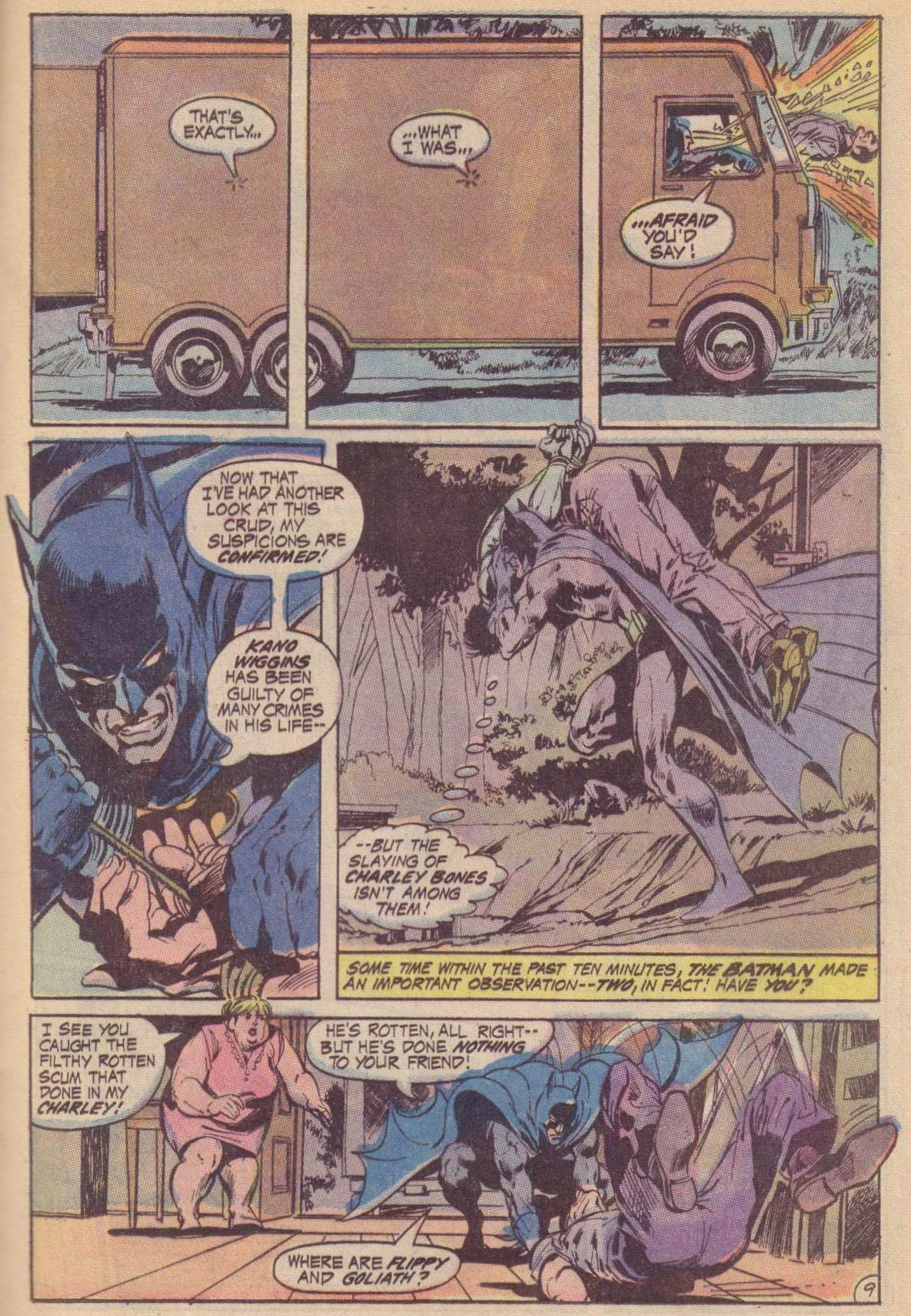 Detective Comics (1937) 410 Page 12