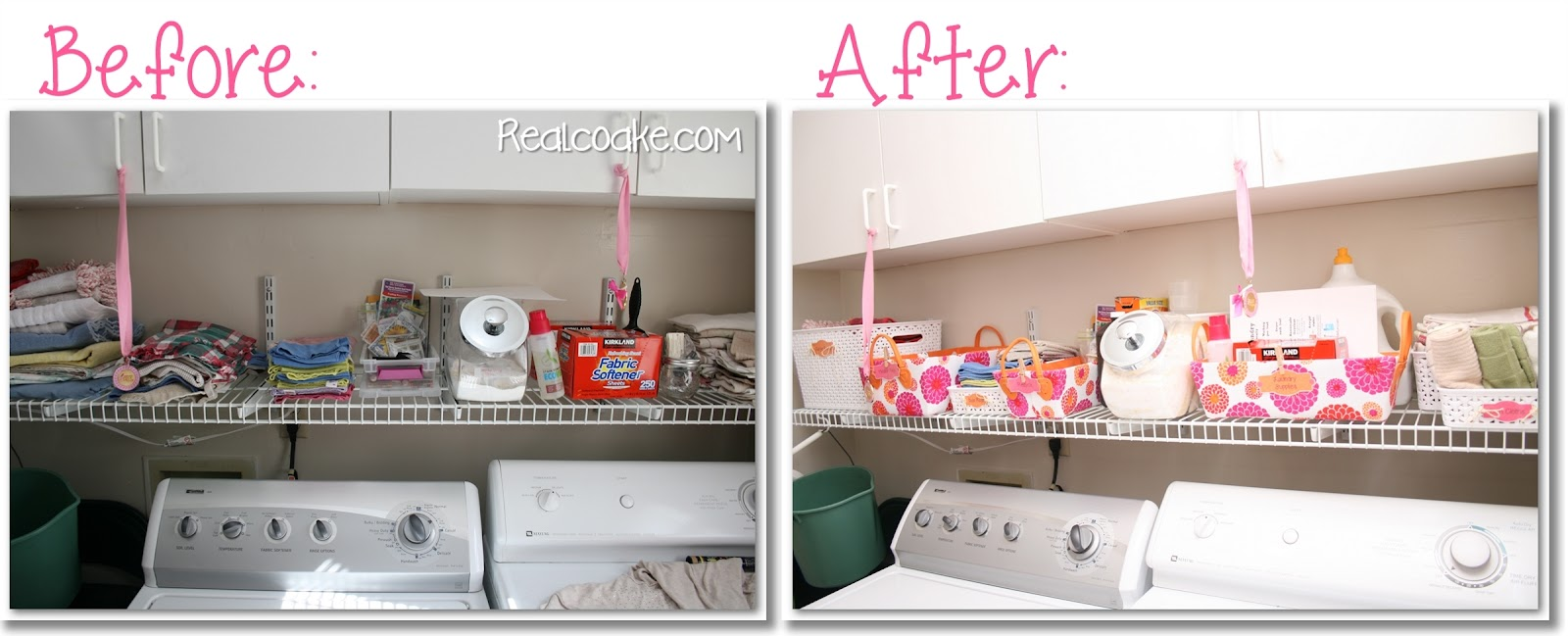 Laundry Room Ideas For Storage And Organization In A Pretty Inexpensive Way