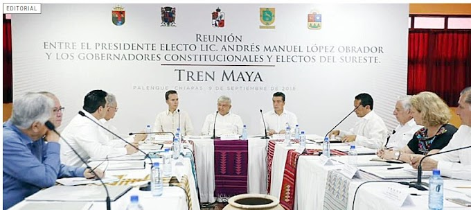 Los riesgos para la construcción del Tren Maya