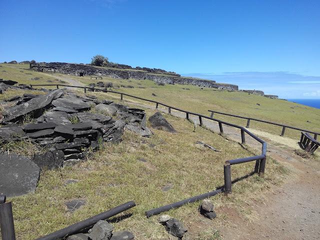 Orongo, Isla de Pascua
