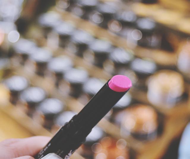 Pink Lush lipstick