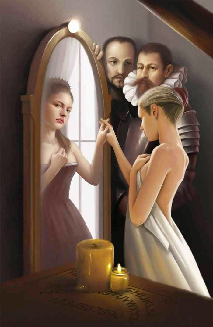 Цифровая живопись. Corrado Vanelli