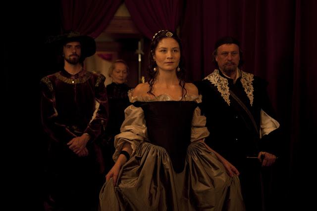 60 SEMINCI. Sección Oficial. Crítica de 'Reina Cristina': Brillante drama histórico de la mano de Mika Kaurismäki