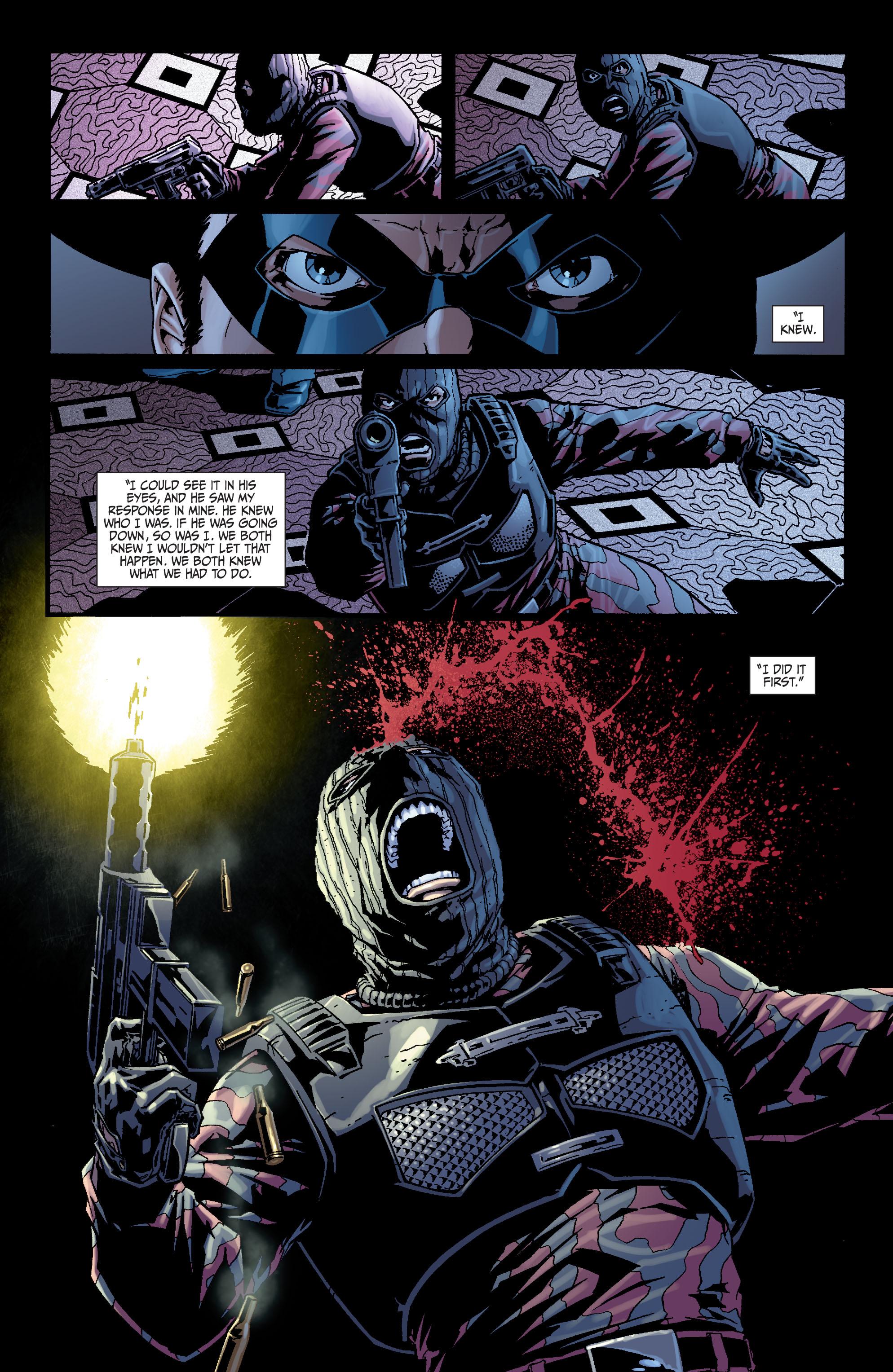 Read online Secret Six (2008) comic -  Issue #15 - 16