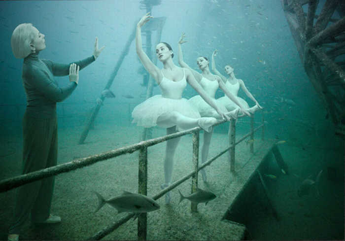 На затонувшем корабле. Andreas Franke 11
