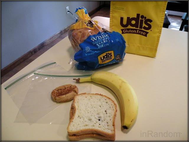 Gluten Free Lunch