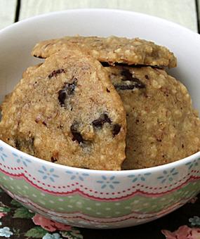 Receita de Cookies de Amêndoas | Blog Vida Saudável