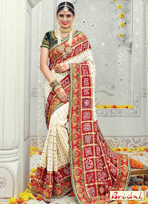 Latest-unique-indian-designer-bridal-saree-collection-for-brides-8
