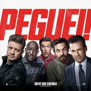 Poster do Filme Te Peguei!