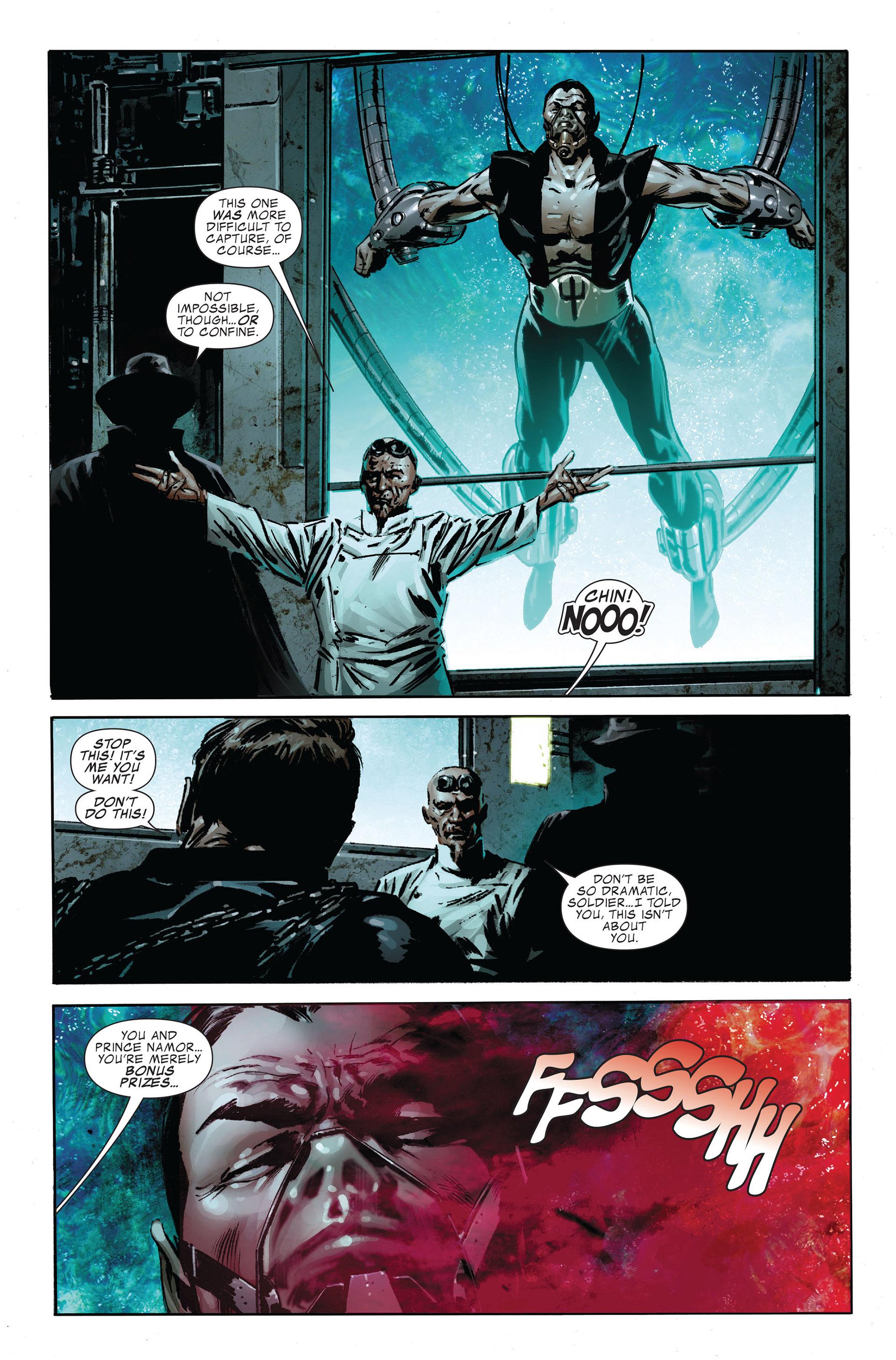 Read online Captain America (2005) comic -  Issue #47 - 24