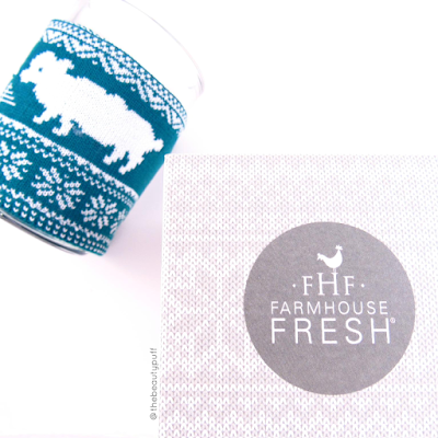 farmhouse fresh cozy candle - the beauty puff