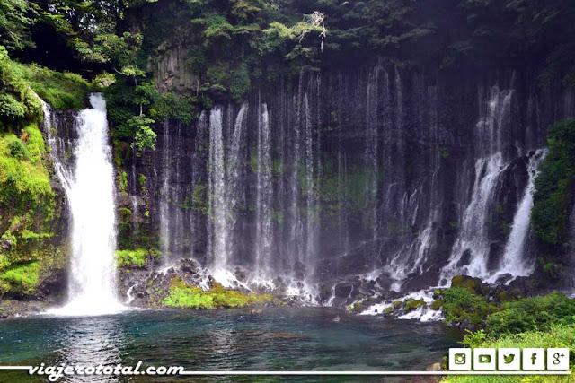 Cataratas de Shiraito No Taki - Excursión con Turismo Victoria