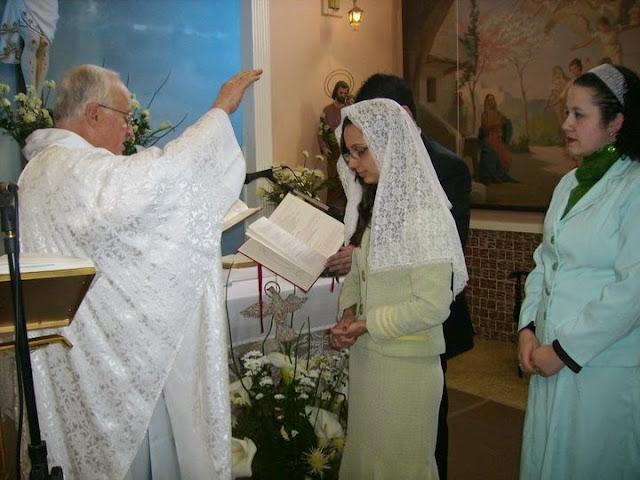Vida de oração da mulher católica