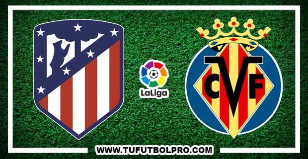 Ver Atlético Madrid vs Villarreal EN VIVO Por Internet Hoy 28 de Octubre 2017