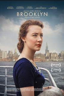 Brooklyn: movie BluRay review