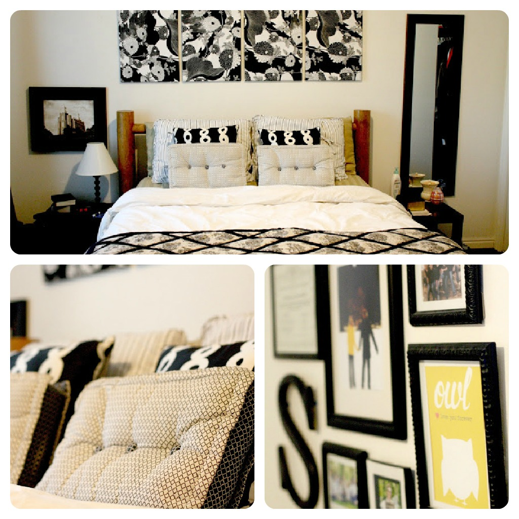 Bedroom Interior: DIY Bedroom