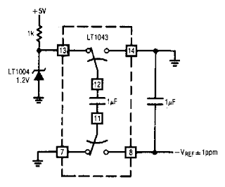Precision Voltage Inverter Circuit Diagram