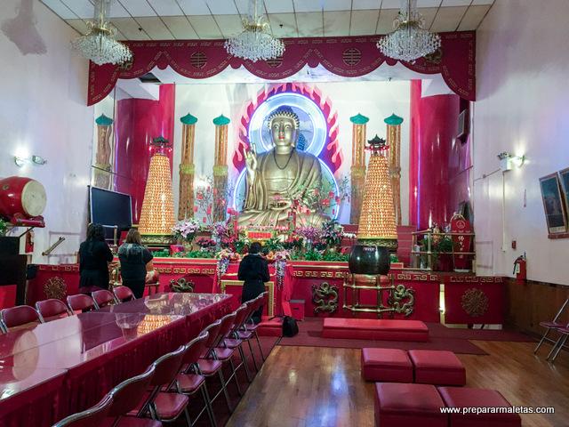 templo budista nueva york