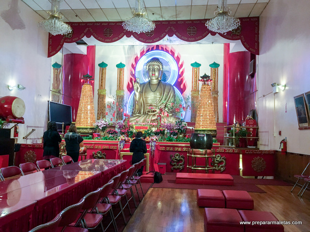 templo budista nueva york chinatown