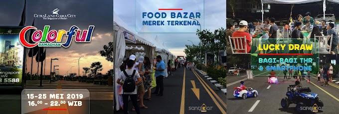 Adakan Colorful Ramadhan, Citraland Gamacity Ramaikan Medan