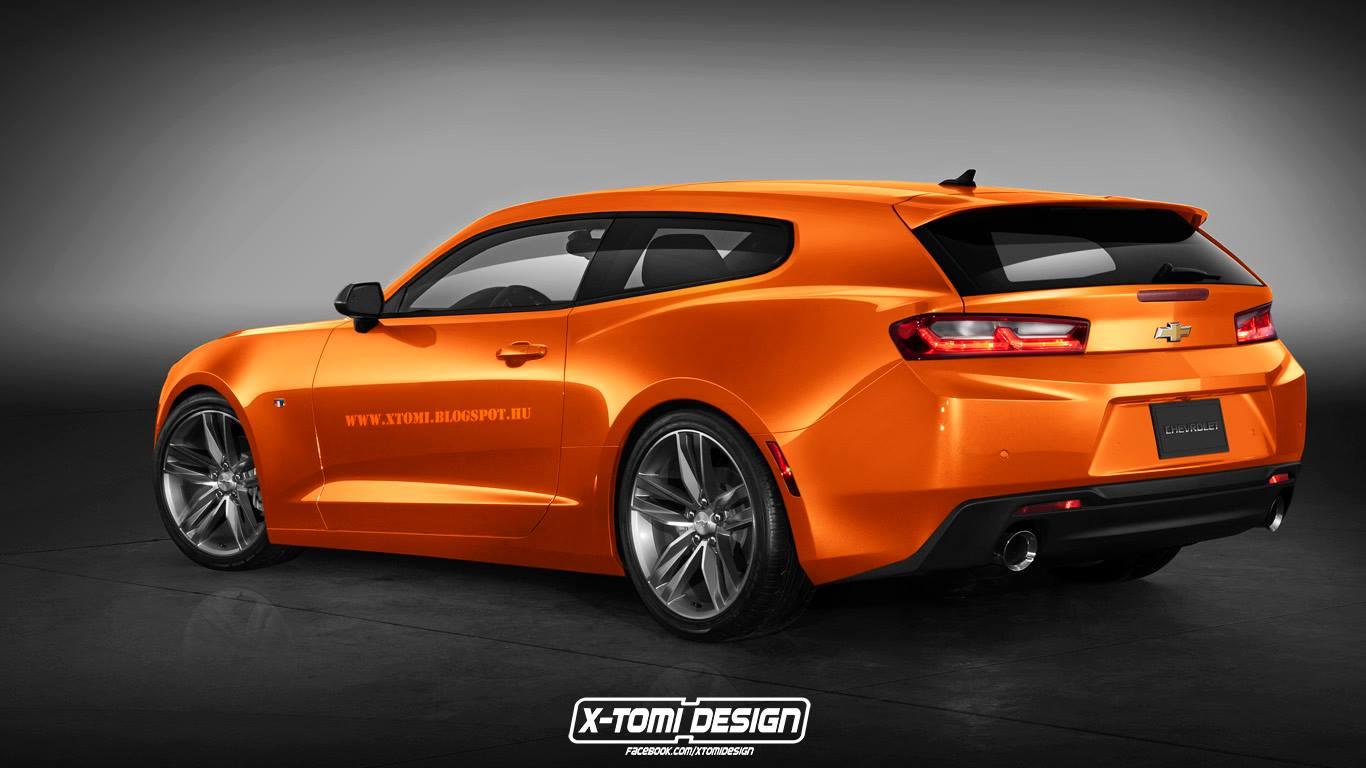 what about a 2016 camaro rs shooting brake or four door coupe carscoops. Black Bedroom Furniture Sets. Home Design Ideas