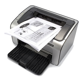 HP LaserJet P1006 image