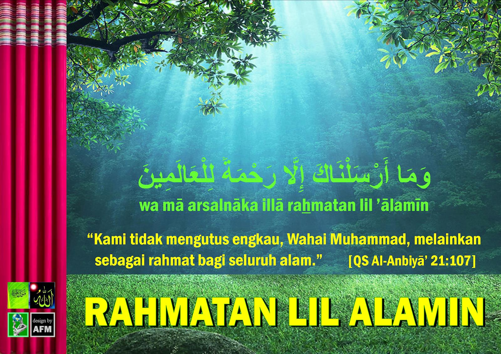 Hikmah Ilmu Pengetahuan Islam Rahmatan Lil Alamin