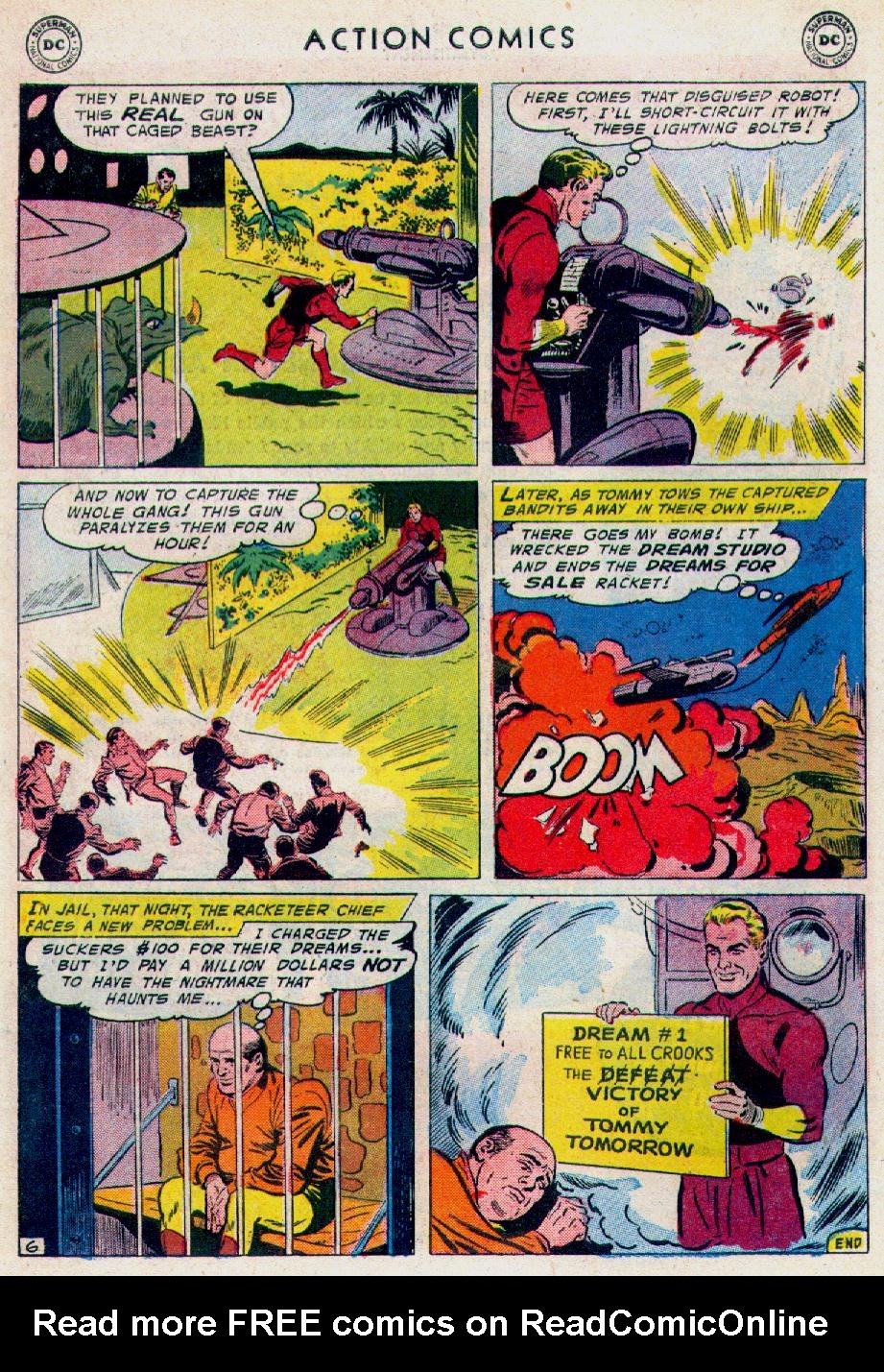 Read online Action Comics (1938) comic -  Issue #228 - 33