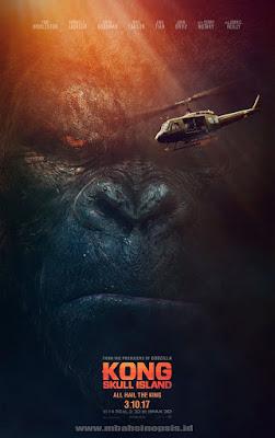 Sinopsis Film Kong Skull Island 2017