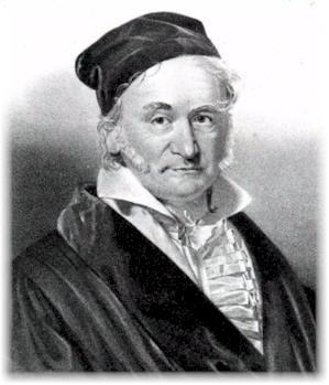 friedrich gauss biography
