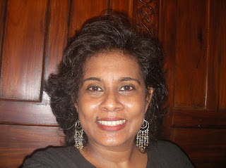 Author Shirani Rajapakse